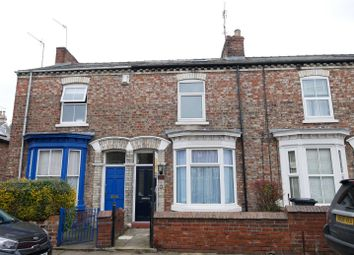 Thumbnail 4 bed town house for sale in Neville Street, York
