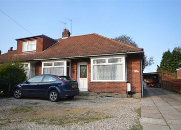 Thumbnail 3 bed semi-detached house for sale in St Williams Way, Thorpe St Andrew, Norwich