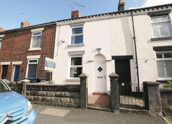 Thumbnail 2 bed town house for sale in Tunstall Road, Biddulph, Stoke-On-Trent