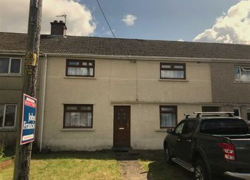 Thumbnail 3 bed terraced house for sale in Bron Gwendraeth, Carway, Kidwelly