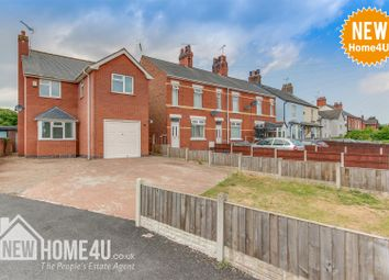 Thumbnail 3 bed detached house for sale in Hawarden Road, Penyffordd, Chester