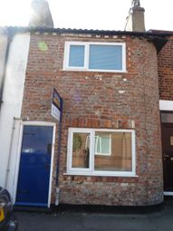Thumbnail 1 bed terraced house to rent in Pryme Street, Anlaby