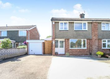 Thumbnail 3 bed semi-detached house for sale in Moor End, Spondon, Derby