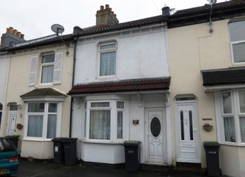 Thumbnail 2 bedroom terraced house for sale in Lavinia Road, Gosport, Hampshire