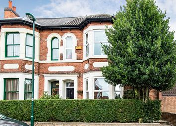 Thumbnail 4 bed semi-detached house for sale in Sandon Street, Nottingham