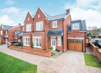 Thumbnail 4 bed semi-detached house for sale in Foley Avenue, Westwood Park, Beverley