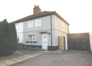 Thumbnail 3 bedroom semi-detached house for sale in Willey Terrace, Doddington Road, Chatteris