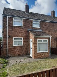 Thumbnail 2 bed semi-detached house for sale in Green Lea, Witton Gilbert, Durham