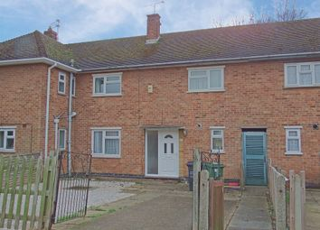 Thumbnail 3 bed terraced house for sale in Sharpley Road, Loughborough