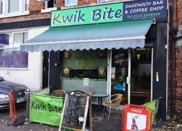 Thumbnail Restaurant/cafe for sale in 91 Aylestone Road, Leicester