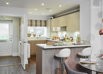 Thumbnail 2 bed semi-detached house for sale in The Osprey, Radwinter Road, Saffron Walden, Essex