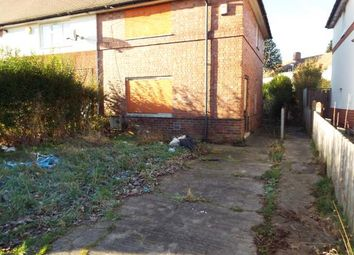 Thumbnail 2 bed end terrace house for sale in Fenton Drive, Bulwell, Nottinghamshire