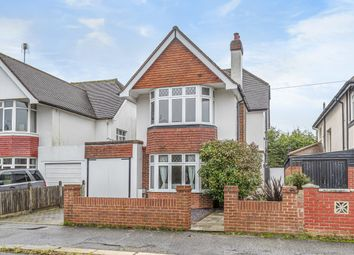 Thumbnail 3 bed detached house for sale in Selsey Avenue, Bognor Regis