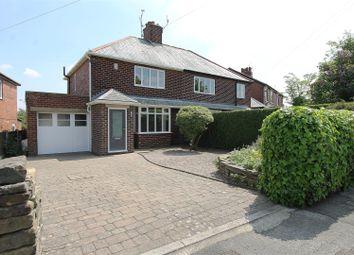 Thumbnail 2 bedroom semi-detached house for sale in Foljambe Avenue, Walton, Chesterfield
