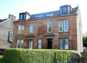 Thumbnail 2 bed flat to rent in Cove Road, Gourock