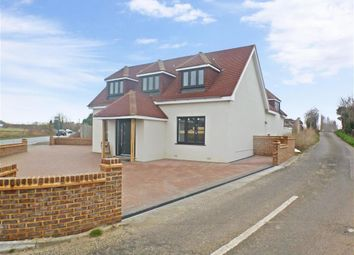 Thumbnail 5 bedroom detached house for sale in Lower Rochester Road, Rochester, Kent