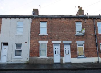 Thumbnail 1 bed terraced house for sale in Morton Street, Carlisle