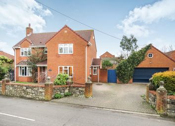 Thumbnail 5 bed detached house for sale in Main Road, Middlezoy, Bridgwater