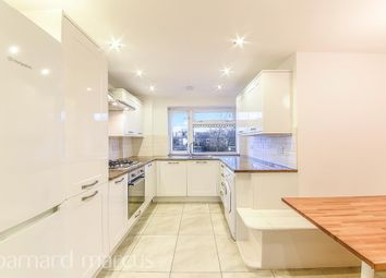 Thumbnail 3 bed flat to rent in Westfields Avenue, London