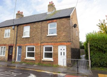 Thumbnail 2 bed end terrace house to rent in Hackington Road, Tyler Hill, Canterbury