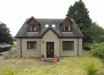 Thumbnail 3 bed detached house for sale in Rothiemay, Huntly