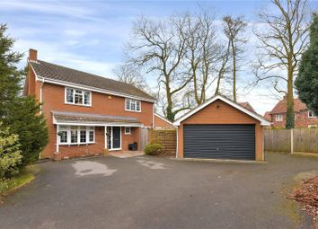 Stafford Road, Eccleshall, Stafford ST21. 4 bed detached house for sale