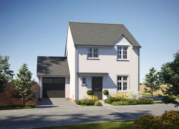 Thumbnail 3 bedroom detached house for sale in Secmaton Lane, Dawlish