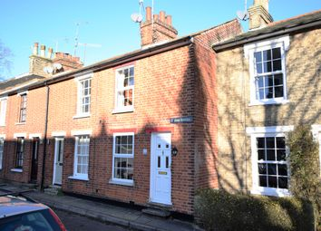 Thumbnail 2 bed town house for sale in St Johns Terrace, Woodbridge