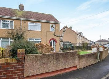 Thumbnail 3 bed semi-detached house for sale in Pettigrove Gardens, Kingswood, Bristol