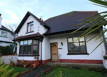 Thumbnail 3 bed detached house for sale in Ferndale Road, Llandudno, Conwy