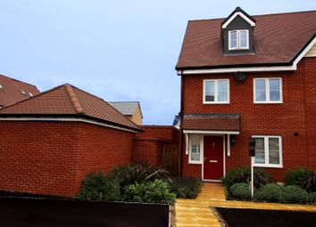 Thumbnail 3 bed end terrace house for sale in Carrick Street, Aylesbury