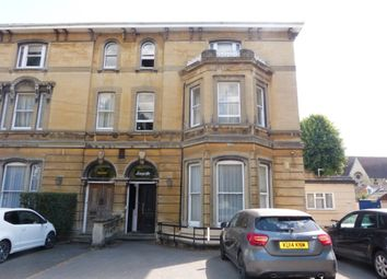 Thumbnail 3 bed flat to rent in Pittville Circus Road, Pittville, Cheltenham