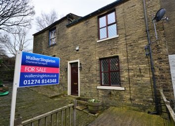 Thumbnail 2 bedroom terraced house for sale in Springfield Street, Thornton, Bradford