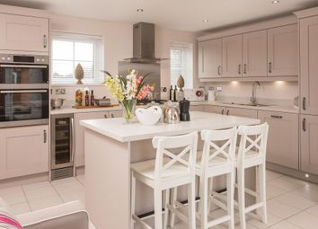 "Thumbnail 4 bedroom detached house for sale in ""Alderney"" at Ponds Court Business, Genesis Way, Consett"