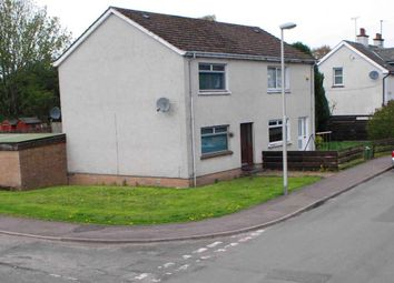 Thumbnail 2 bed semi-detached house for sale in Sidlaw Place, Coupar Angus