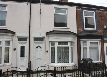 Thumbnail 2 bedroom terraced house for sale in 8 Mckinley Avenue, Albermarle Street, Hull 3Jr.