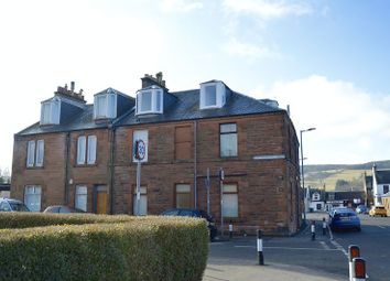 Thumbnail 2 bed flat for sale in Jamieson Road, Darvel