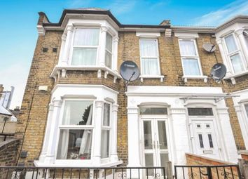 Thumbnail 4 bed end terrace house for sale in Warren Road, London