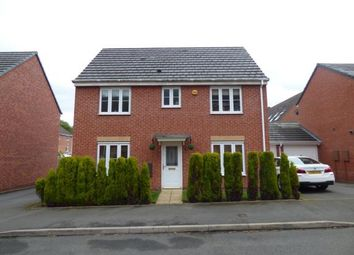 Thumbnail 3 bed detached house for sale in The Infield, Henley Grange, Halesowen, West Midlands