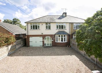 Thumbnail 4 bedroom semi-detached house to rent in Fairseat, Sevenoaks