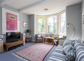 Thumbnail 3 bed flat for sale in Northwold Road, London