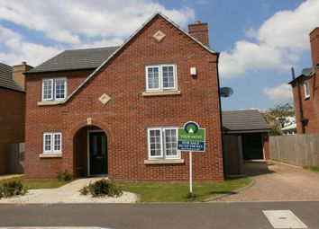Thumbnail 4 bed detached house for sale in Charlotte Way, Netherton, Peterborough