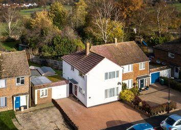 Thumbnail 3 bed semi-detached house for sale in Hever Road, Hever, Edenbridge