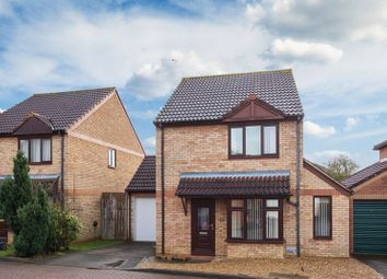 Thumbnail 3 bedroom detached house for sale in Lavender Grove, Walnut Tree, Milton Keynes
