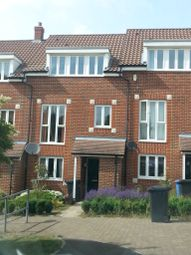 Thumbnail 4 bed town house to rent in Branford Road, Norwich
