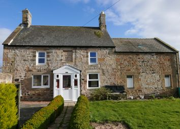 Thumbnail 2 bed detached house for sale in North End, Longhoughton, Alnwick, Northumberland