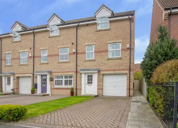 Thumbnail 3 bed town house for sale in Spitfire Way, Auckley, Doncaster