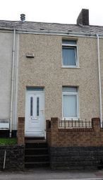 Thumbnail 2 bed terraced house for sale in Pentrechwyth Road, Swansea