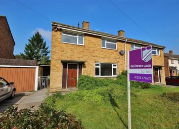 Thumbnail 3 bed semi-detached house to rent in Wasbrough Avenue, Wantage