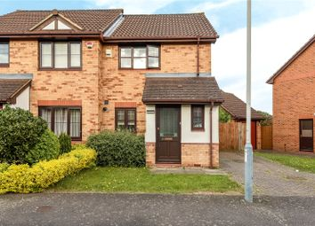 Thumbnail 2 bed semi-detached house for sale in Elliott Avenue, Ruislip, Middlesex